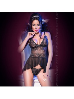 BABYDOLL AND STRING CR-4163