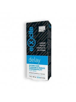MAN DELAY EXCITE GEL 15ML