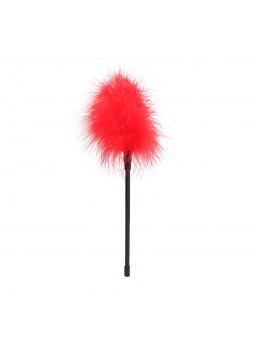 OUCH! FEATHER DUSTER RED