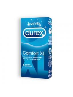 COMFORT XL DUREX CONDOMS 6...