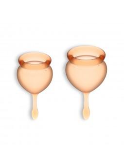 FEEL GOOD 2 MENSTRUAL CUPS...