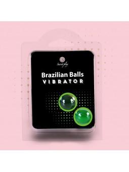 BRAZILIAN LUBRICANT BALLS...