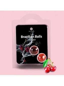 KISSABLE LUBRICANT BALLS...