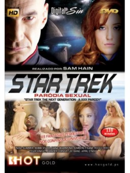 STAR TREK THE NEXT...