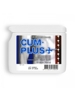 CUM PLUS SPERM VOLUMIZER 30...