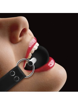 OUCH! SOLID BALL GAG BLACK