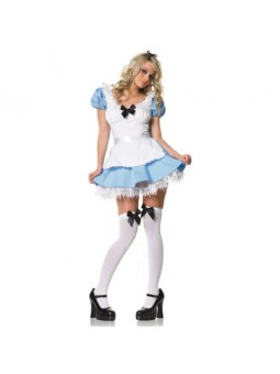 BLUE ALICE COSTUME
