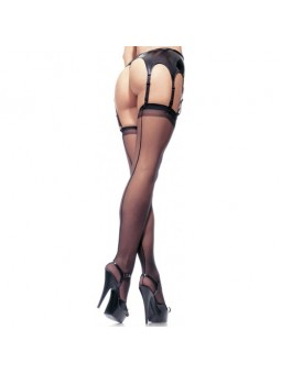 PLUS SIZE THIGH HIGHS WITH...