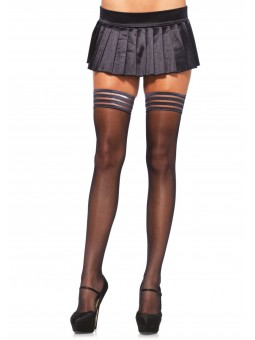 THIGH HIGHS WITH SILICONE TOP
