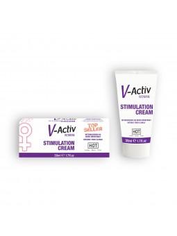 V-ACTIV STIMULATION CREAM...