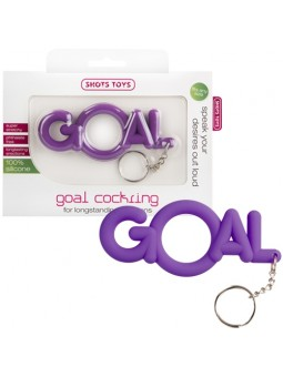 GOAL COCKRING PURPLE