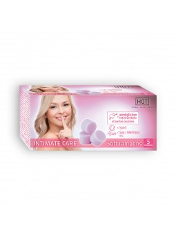 HOT INTIMATE CARE SOFT...