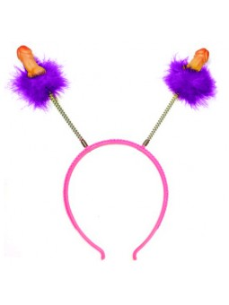 HAIRBAND DECORATED WITH...