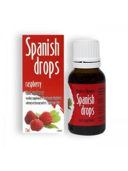 SPANISH DROPS RASPBERRY...