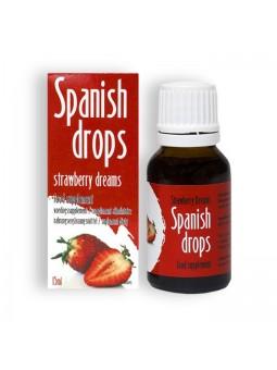 SPANISH DROPS STRAWBERRY...