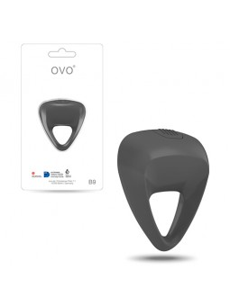 OVO B9 PENIS RING  GREY