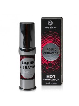 HOT LIQUID VIBRATOR GEL 15ML